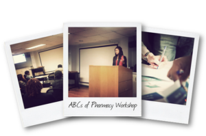 Event Recap: ABCs of Pharmacy Workshop